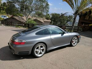 Cheap C4S! 2003 Porsche 996 C4S 6sp - First Flat-Six