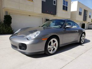 Legal Robbery 71k Mile 2002 Porsche 996 C4s 6sp First Flat Six
