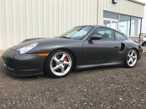 Enthusiast Spec! 11K-Mile 2002 996 Turbo 6sp - First Flat-Six